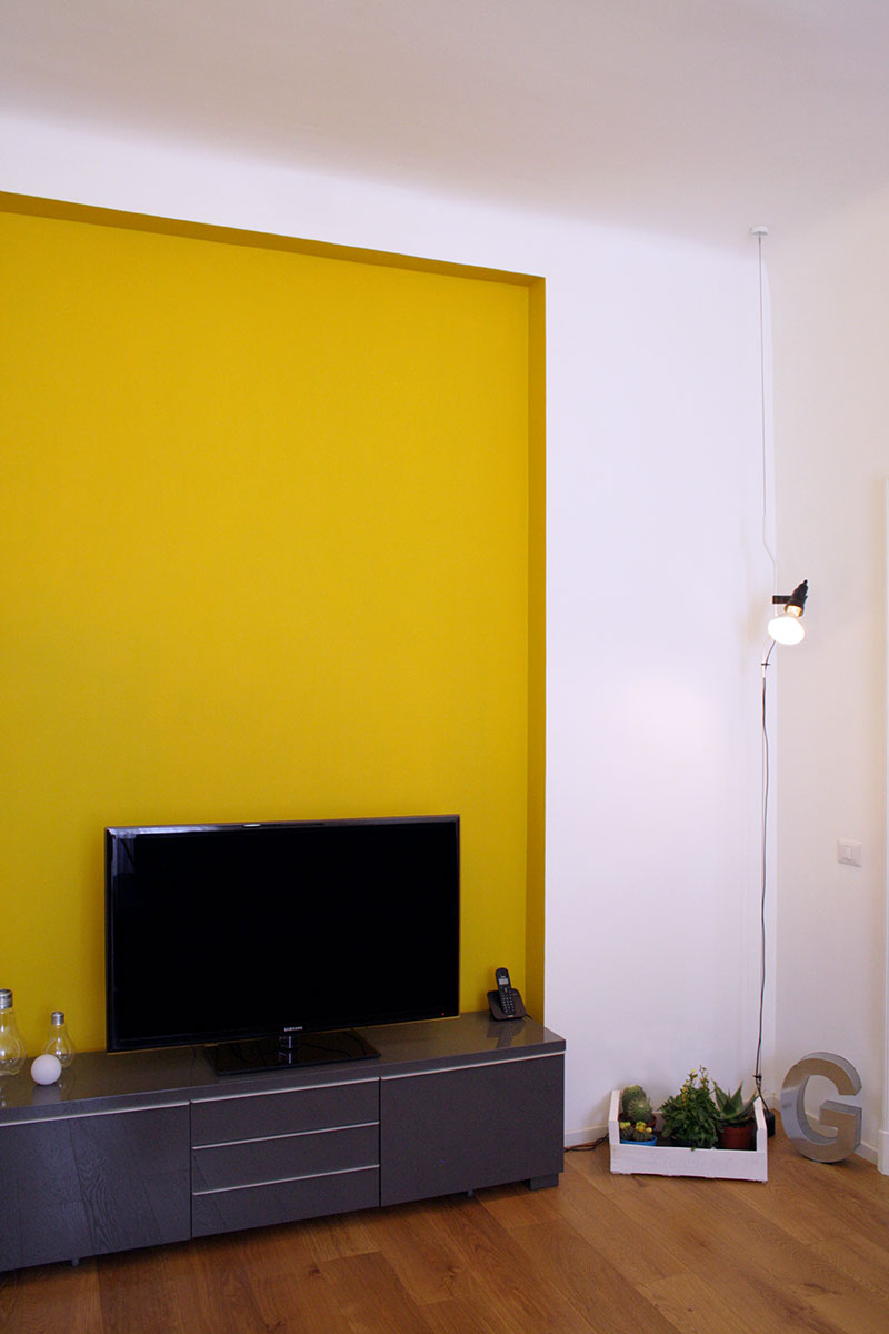 LC Architetti - Portfolio - Colorful Perspective - TV